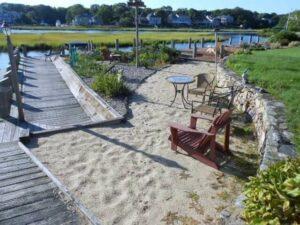 waterfront rental