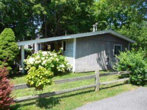 cozy cottage rental